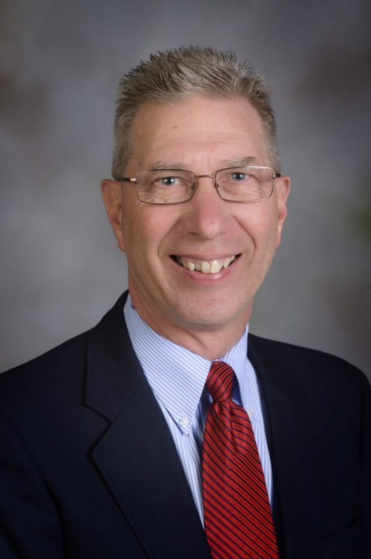 Photo of Dennis Gehrt, facilities director