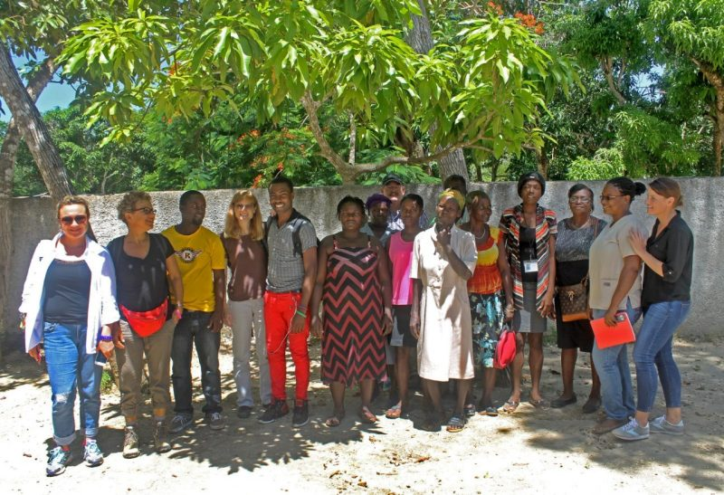 Researchers take a TEAM approach to Haiti's development challenges