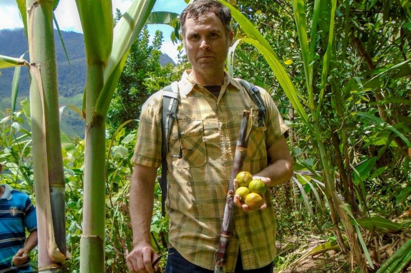 Nicholas Copeland uses Fulbright to advance food sovereignty in Guatemala