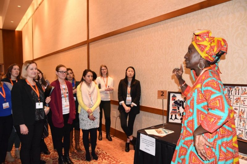 Women and gender in development conference draws researchers from around the world