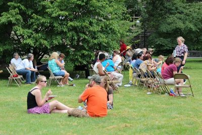2015 CALS Faculty Staff Picnic