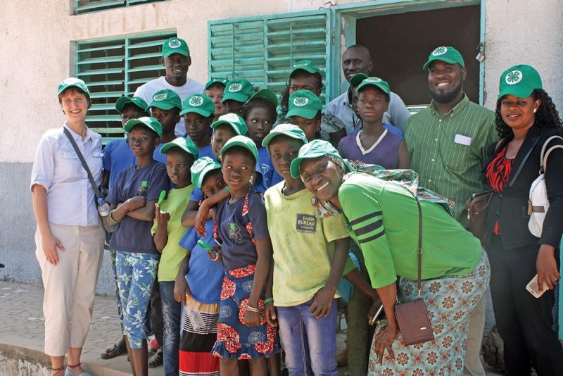 Senegal 4-H Youth Development